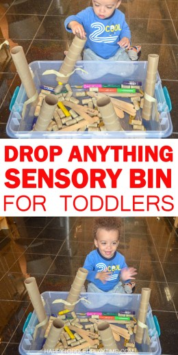 quick and easy toddler activities