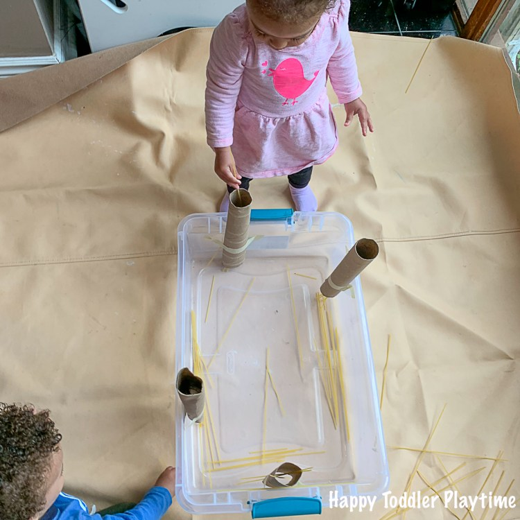 fun game for young children to help develop their fine motor skills