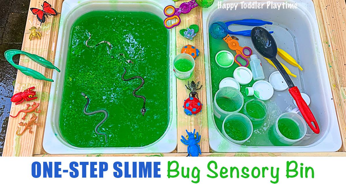 easy slime activity