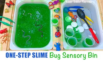 easy slime activity