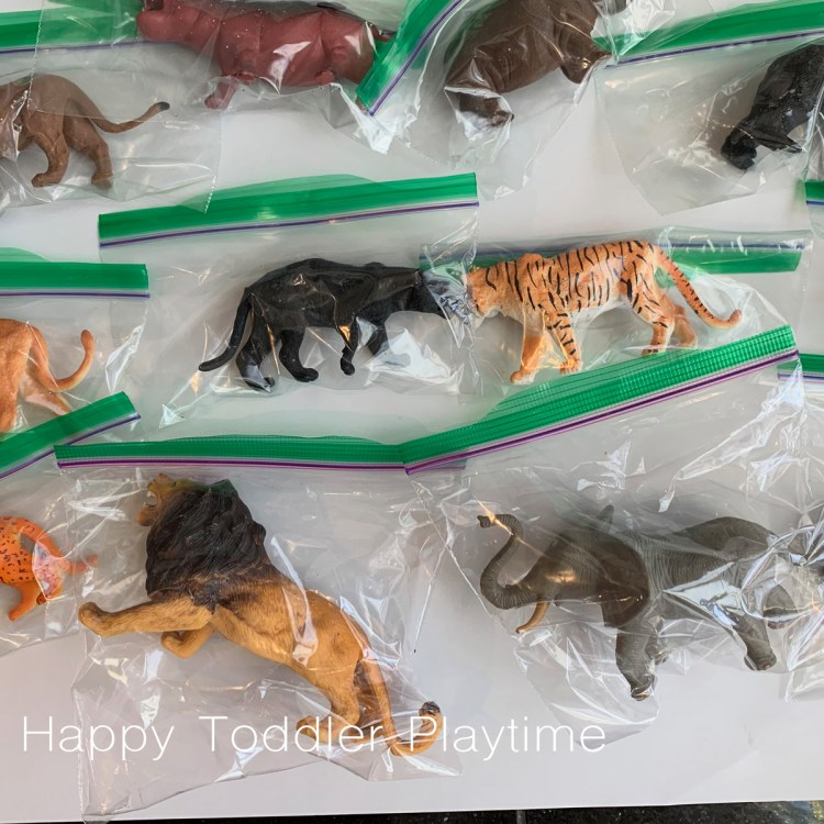 free the zoo animals fine motor activity for toddlers