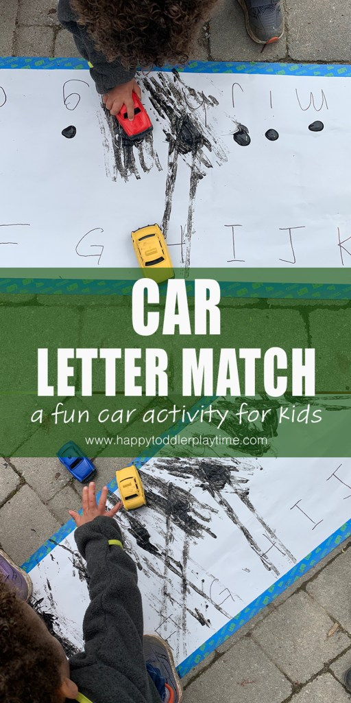 car letter match