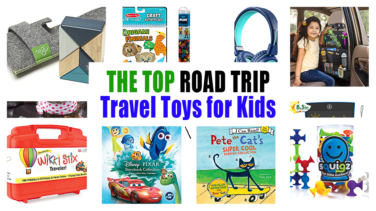 Road Trip Toys for Kids