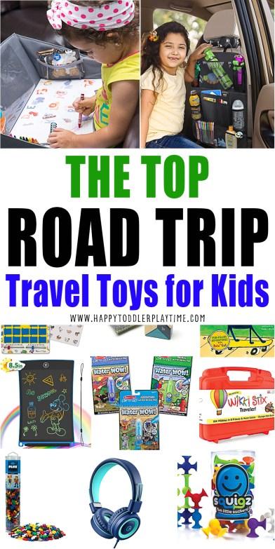 30+ Road Trip Activities & Hacks for Kids
