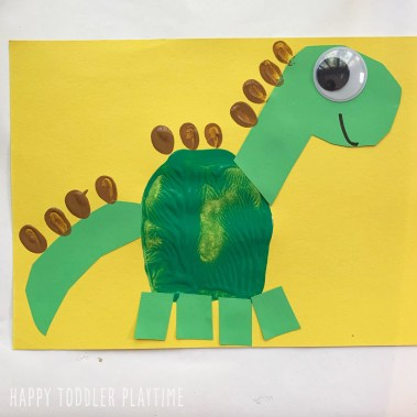 40 Awesome Dinosaur Activities For Toddlers Happy Toddler Playtime