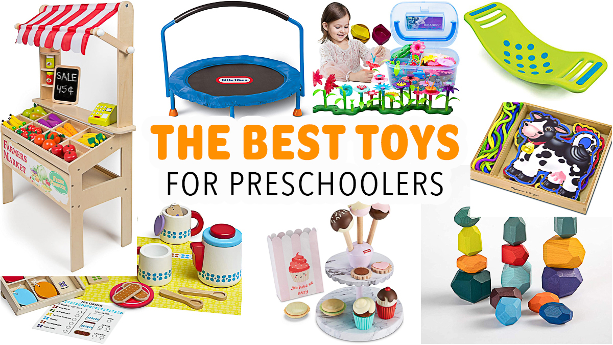 20 Best Toys for 3 Year Old Preschoolers