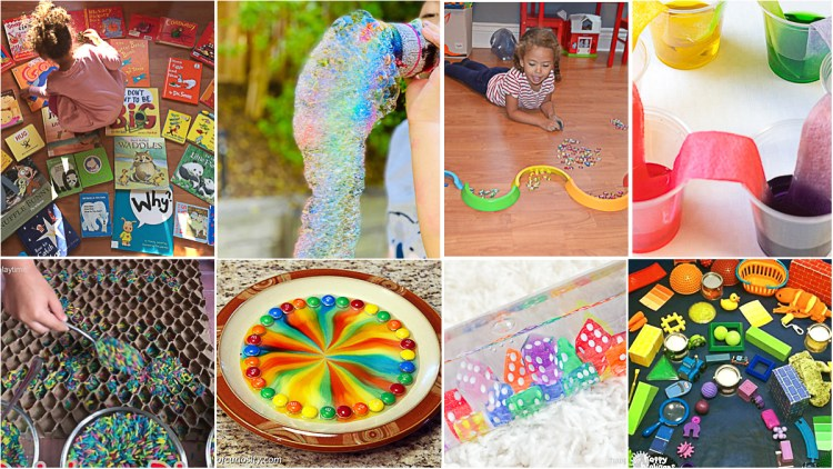 70+ Rainbow Crafts & Activities for Kids