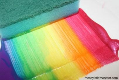 21 Pride Rainbow Crafts for Kids