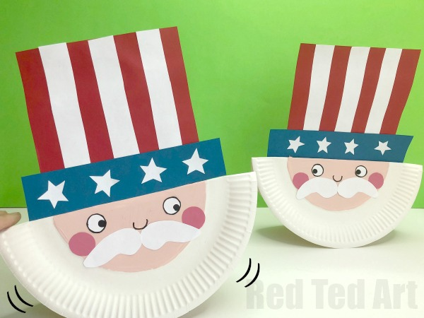 21+ Awesome 4th of July Crafts & Activities for Kids