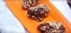 Chocolate-Covered Bananas