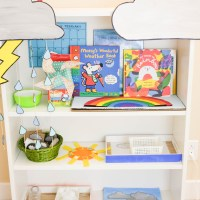 Weather Learning Shelf & Activities