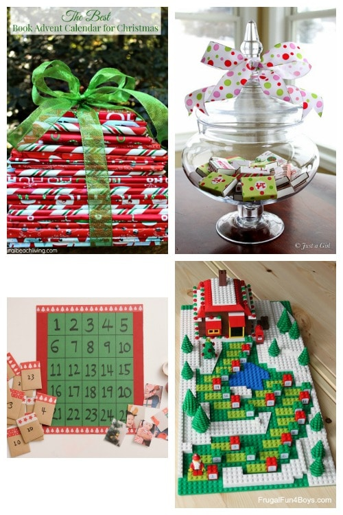 Amazing Christmas countdown ideas