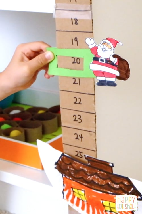 Christmas Countdown Activity