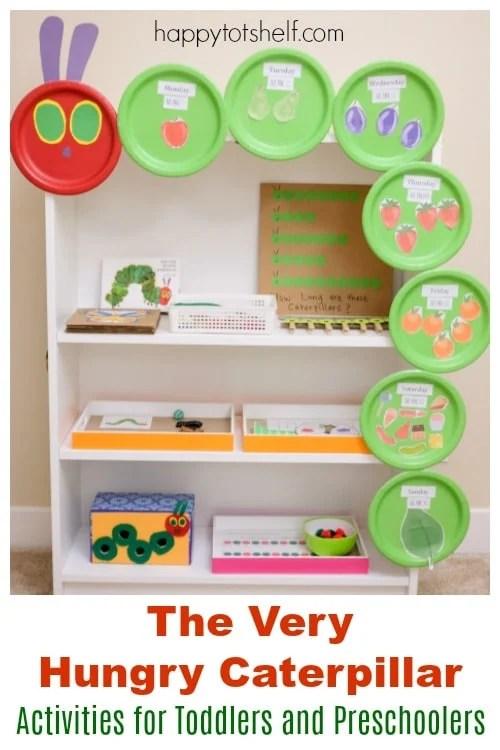 Hungry Caterpillar Activities for Kids