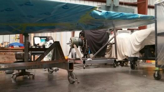 チノ空港・航空博物館のゼロ戦3