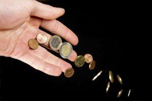 My last coins