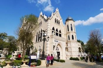 南投。埔里│妮娜巧克力夢想城堡,歐洲城堡建築的夢幻景點,南投親子旅遊景點