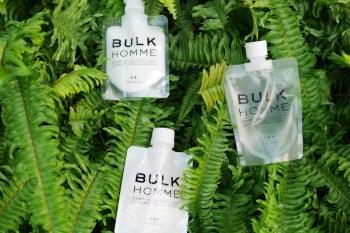 保養品。男性保養品推薦.BULK HOMME . 清爽、長效保濕保養聖品