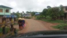 Hard working tribal people