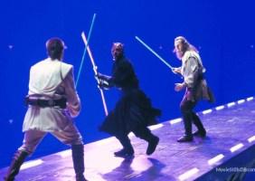 Obi-wan & Qui-gon vs Darth Maul