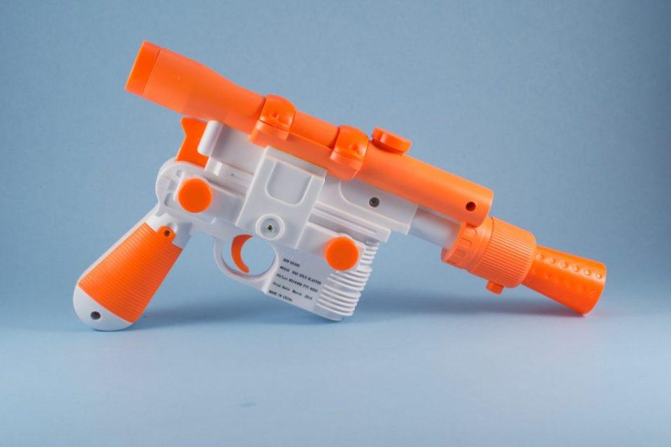 Rubie's Han Solo Costume Blaster