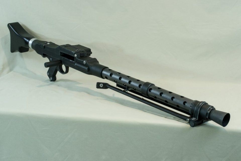 DLT-19 Heavy Blaster Rifle