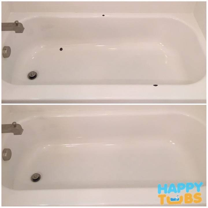bathtub repair for only 199 in mckinney tx happy tubs