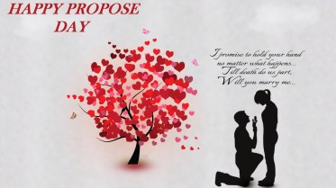 Happy Propose Day 2016 Wallpapers For Girlfriend