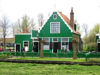 086 maison verte