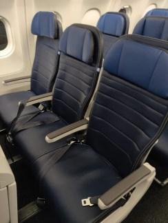 United Basic Economy Slim Seats