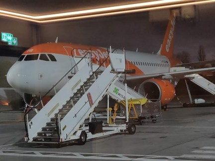 Easy Jet A-320