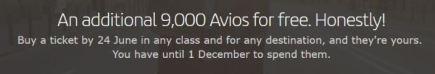 Iberia 90,000 Avios Promo