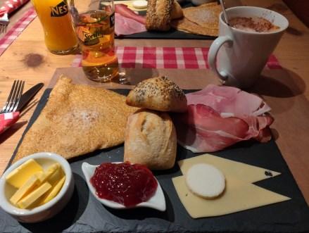 Bistrot Gourmand Breakfast