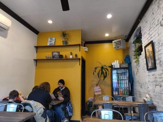 Pao De Queijo Restaurant Interior