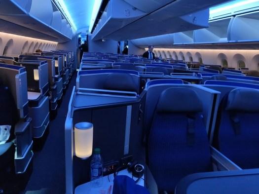 787-10 Polaris Cabin