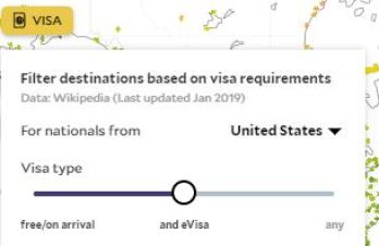 Great Escape Visa Filter