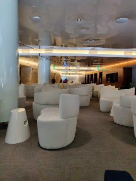 Korean Airlines Lounge Chairs