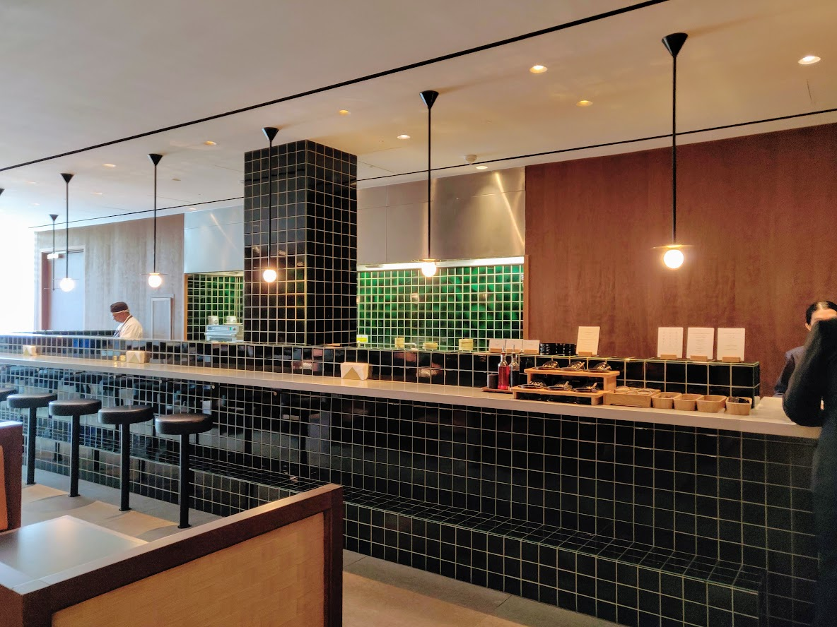 Cathay Pacific Noodle Bar
