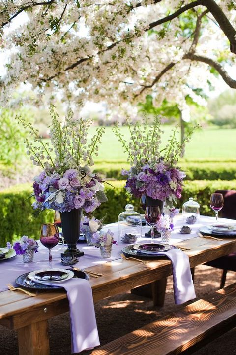 100 Beautiful And Tender Spring Wedding Tablescapes