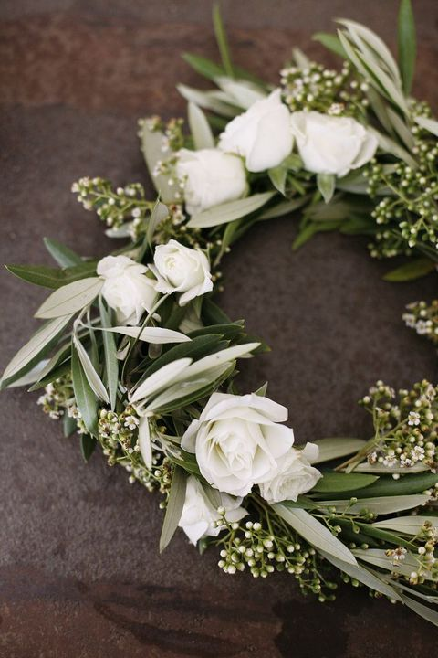 41 Gorgeous Spring Bridal Crowns Of Fresh Flowers