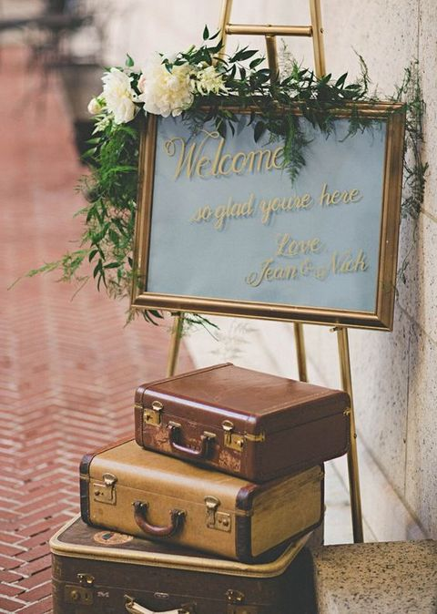 70 Travel Themed Wedding Ideas That Inspire