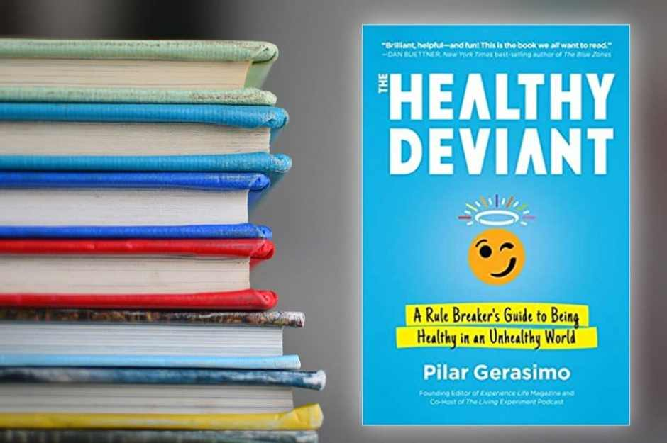 Book Review: The Healthy  Deviant by Pilar Gerasimo