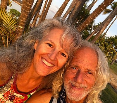 Holistic Health Coach Heidi Hackler & Primordial Sound Meditation Teacher Kirk Hackler