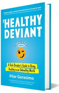 Healthy Deviant Book Cover