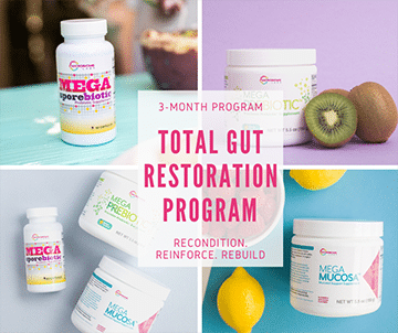 Microbiome Labs Total Gut Restoration Program