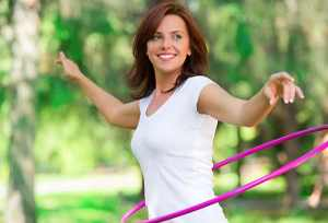 THE BENEFITS OF LOVING HOW YOU MOVE: EXERCISE VS. MOVEMENT, Hula hooping