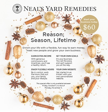 Join Neal's Yard Remedies Today http://bit.ly/join-heidi