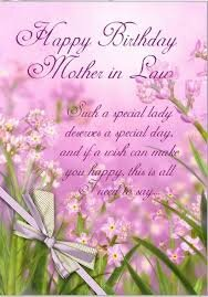 40 Best Happy Birthday Mother In Law Status Wishes Quotes Greetings Messages July 2021