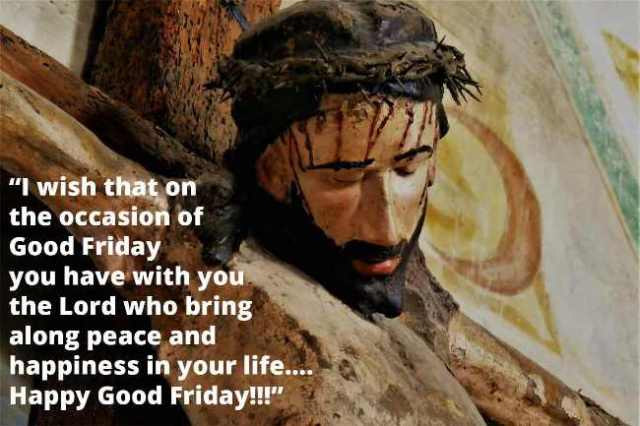 Good Friday 2020 wishes images
