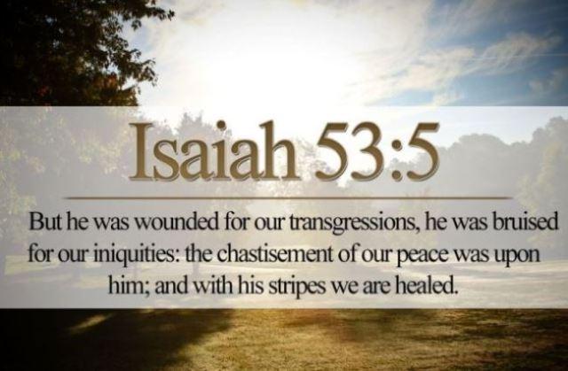 Religious Palm Sunday Scripture